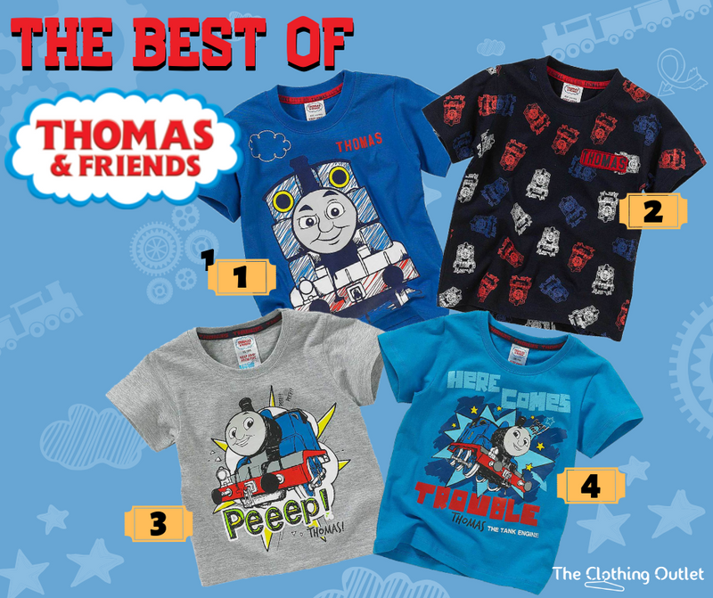 WIN from The Best Of The Thomas T-Shirts!