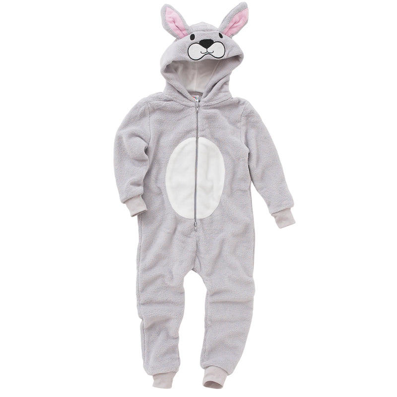 Girls Rabbit Onesie