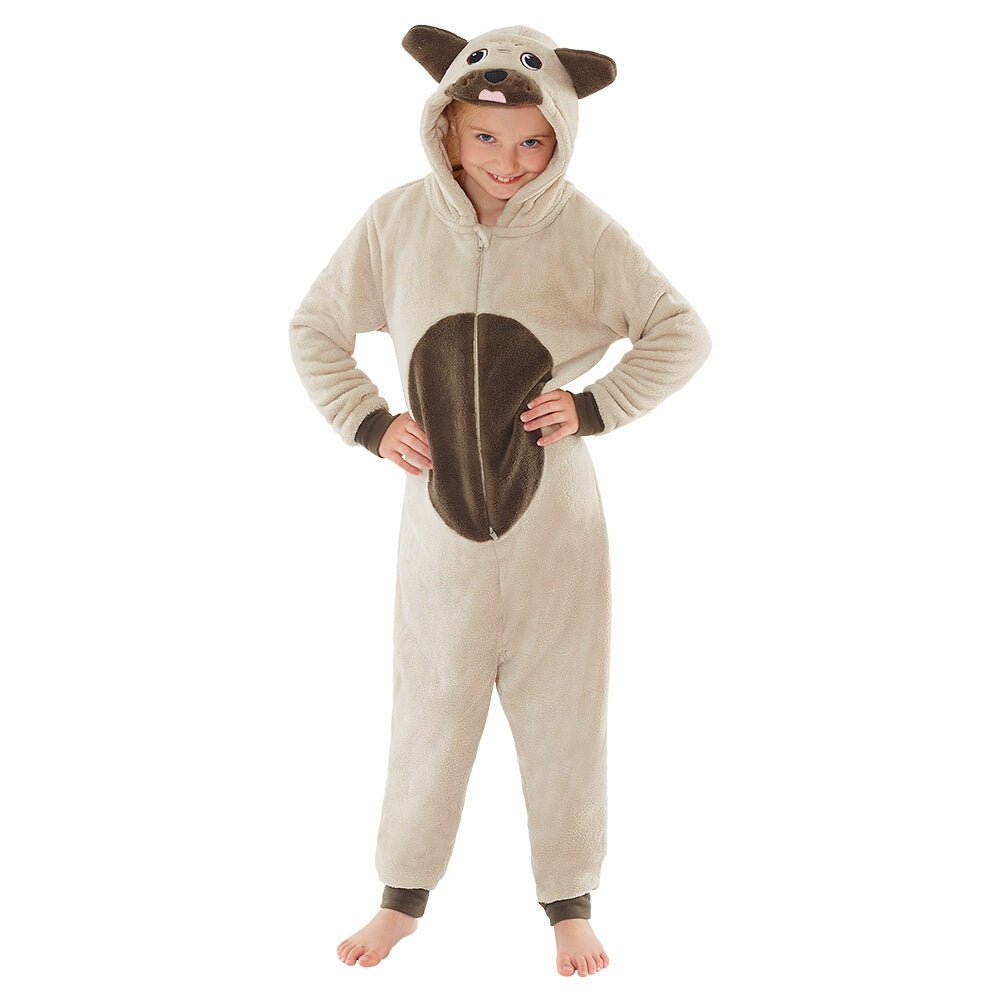 Childs Pug Dog Onesie