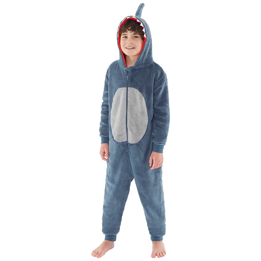 Boys Shark Onesie