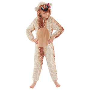 Girls Deer Onesie