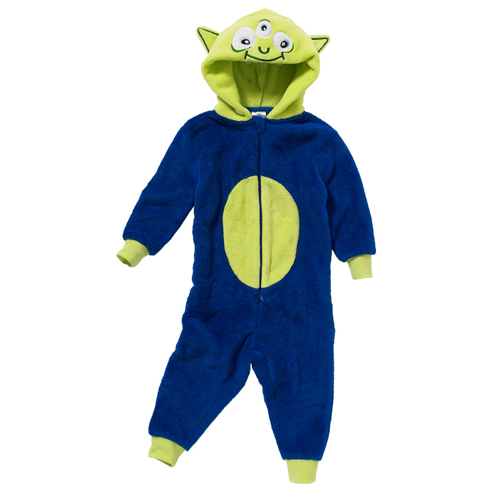 Boys Alien Monster Onesie