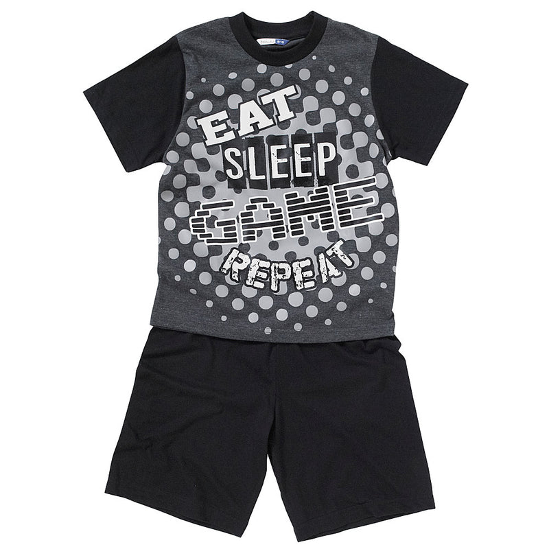 Bedlam Eat Sleep Pyjama - By The ClothingOutlet ?????????? www.theclothingoutlet.co.uk