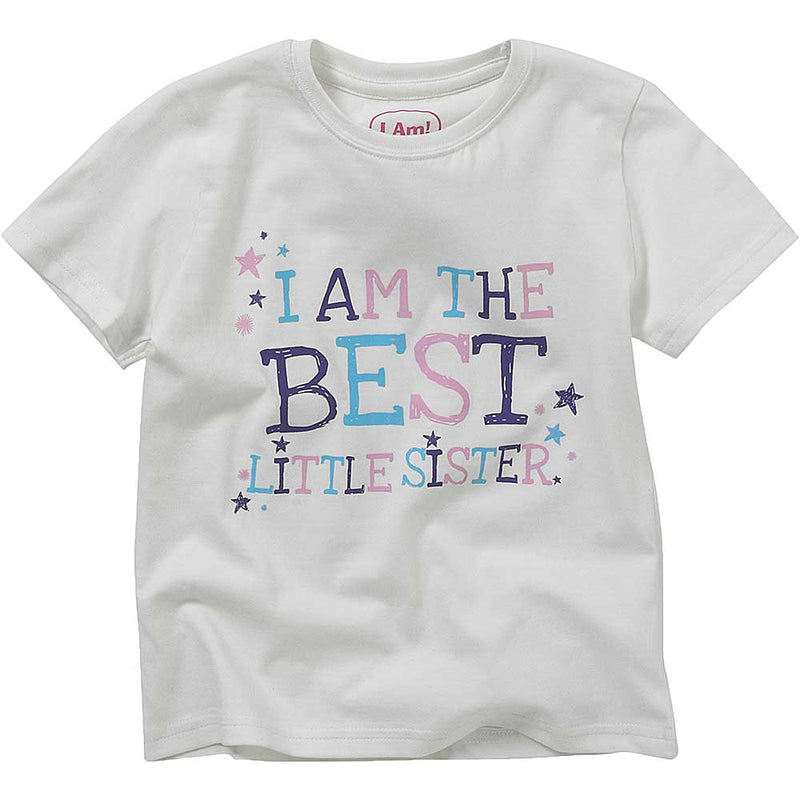 I Am ... The Best Little Sister T-Shirt