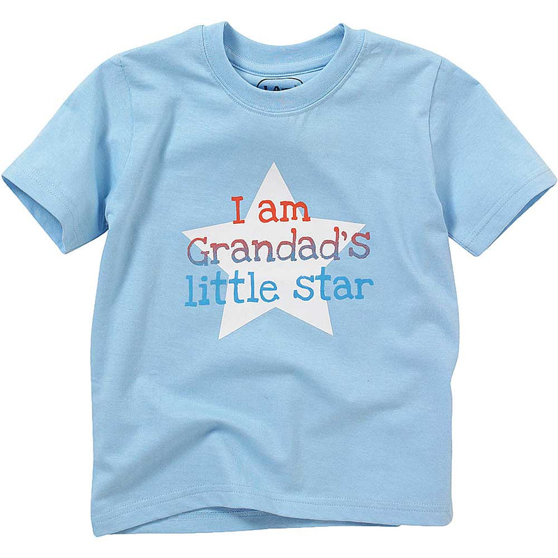 I Am ... Grandad's Little Star T-Shirt