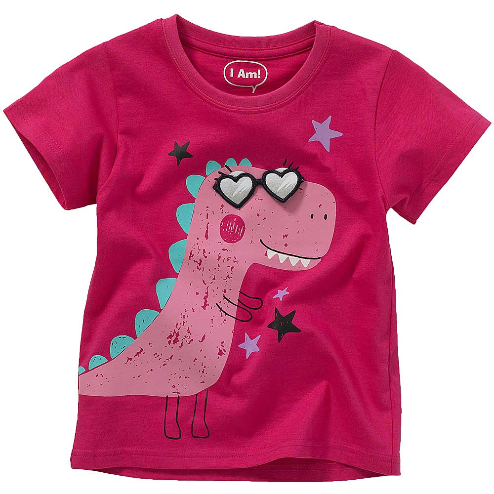 Girls Dinosaur T-Shirt