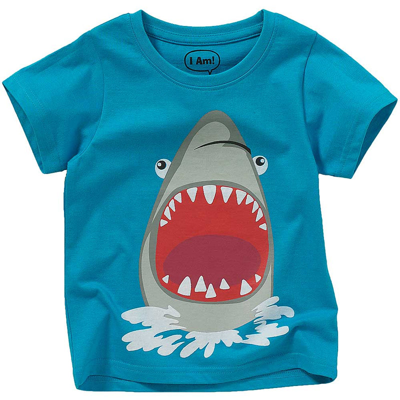 Boys Shark T-Shirt