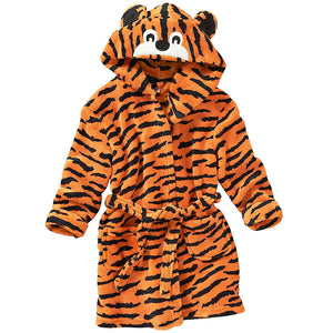 Tiger Dressing Gown