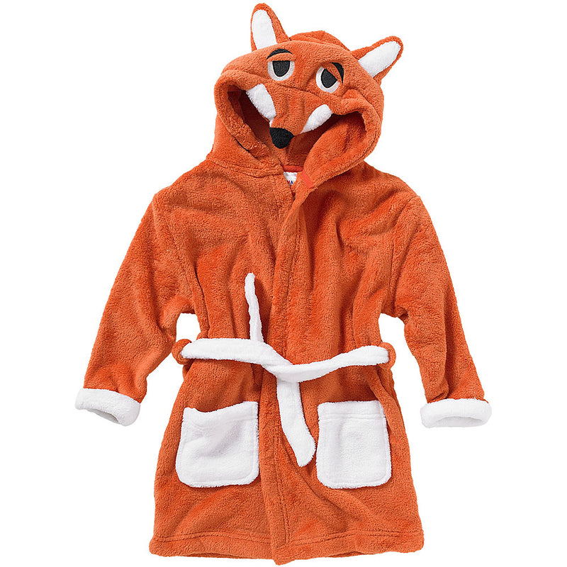 Fox Dressing Gown