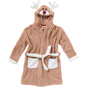 Reindeer Dressing Gown