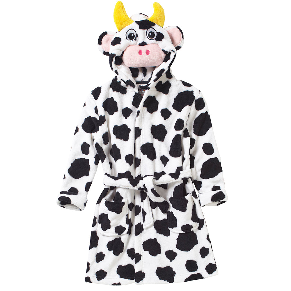 Cow Dressing Gown