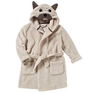 Pug Dressing Gown
