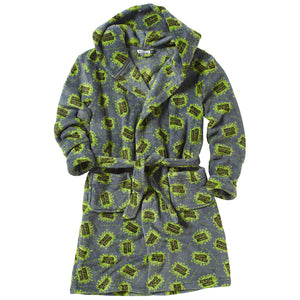 Game Over! Print Dressing Gown