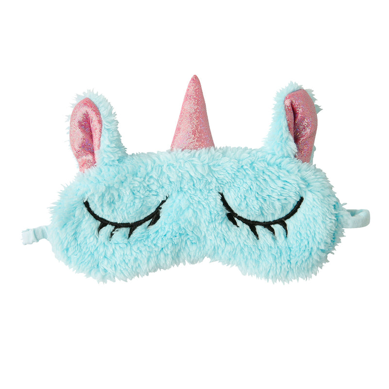 Glitter Unicorn Eye Mask