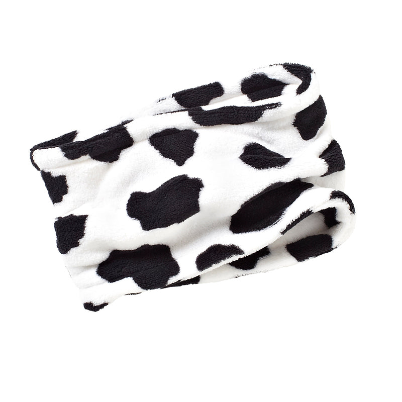 Kids Cow Neck Warmer