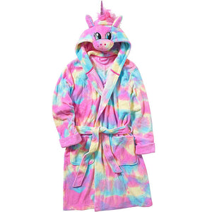 Women's Flamingo Dressing Gown