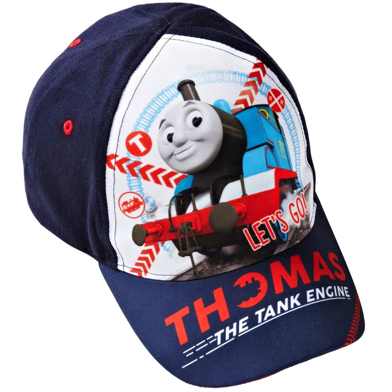 Thomas & Friends Boys Let's Go! Peak Cap