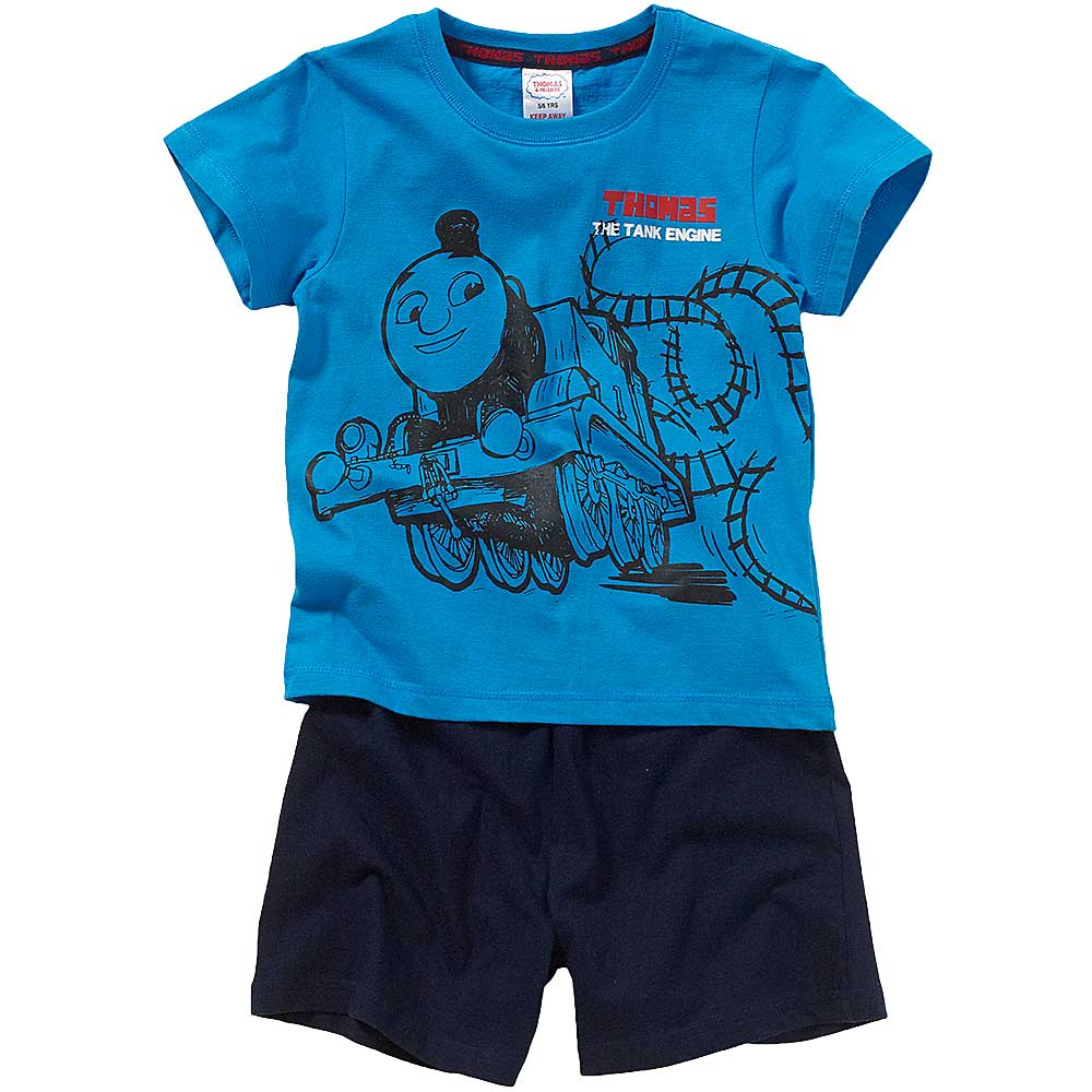 Thomas & Friends Shortie PJ Set