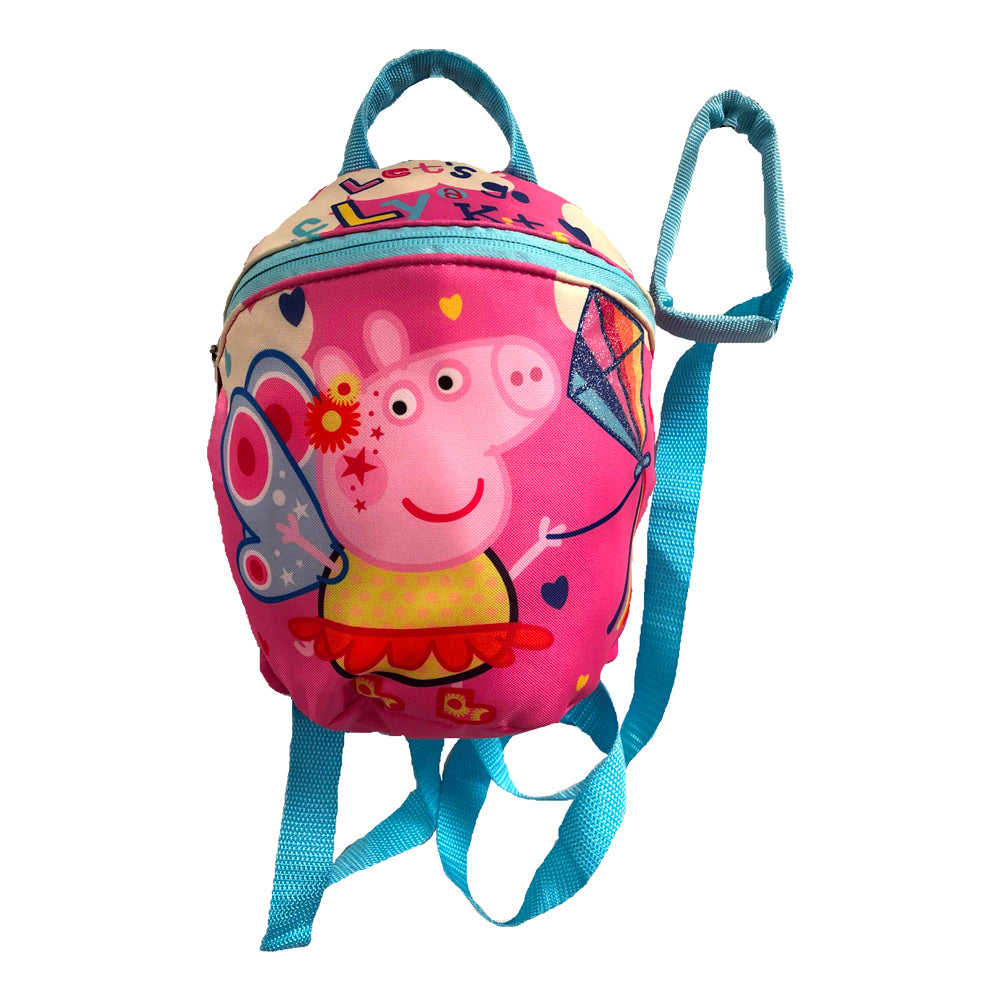Peppa Pig Reins Backpack
