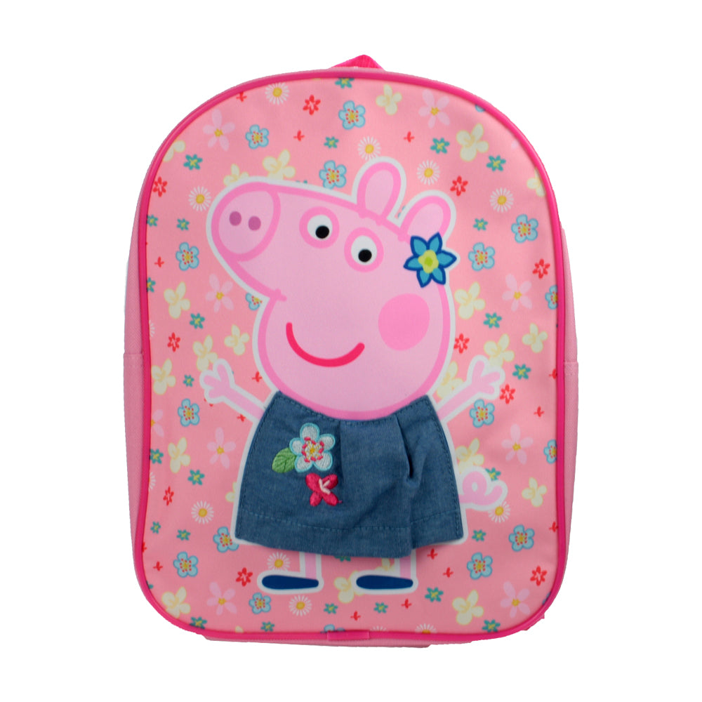 Peppa Pig 3D Skirt Backpack