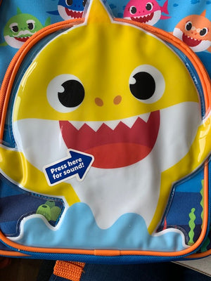 Baby Shark Musical Backpack