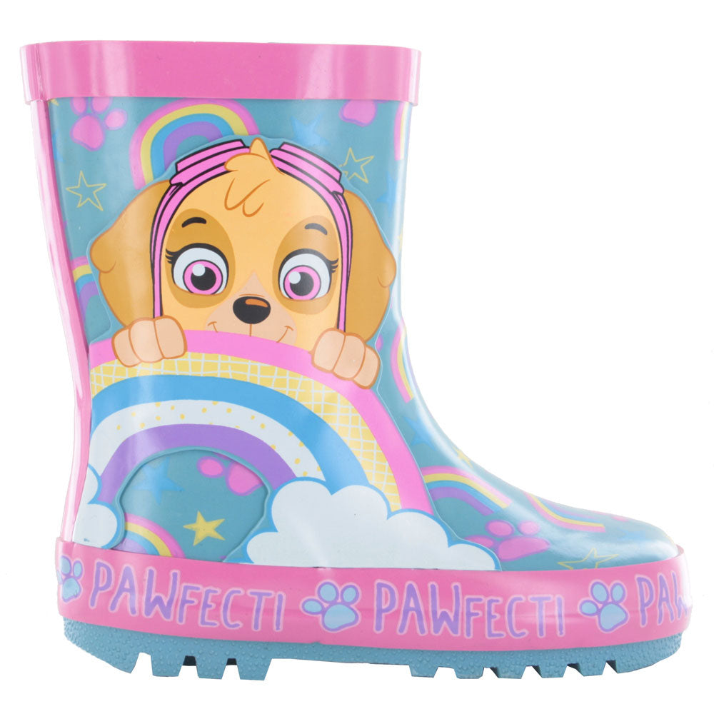 Paw Patrol Girls Wellies