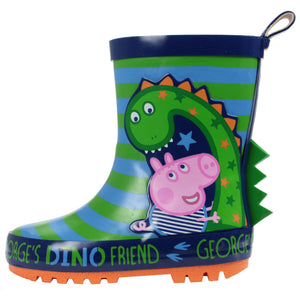Peppa george Pig Boys Wellies