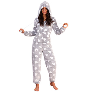Women's Hearts Onesie