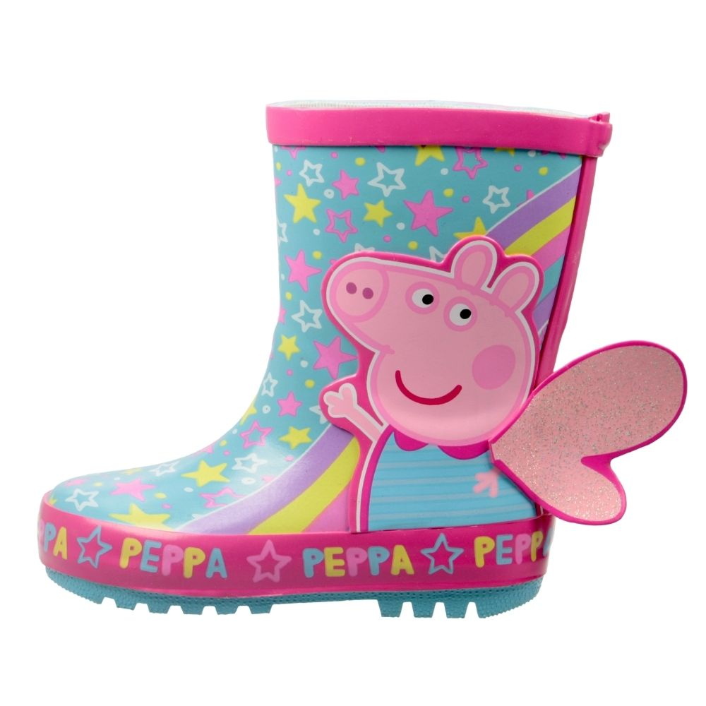 Peppa Pig 3D Wings Wellies