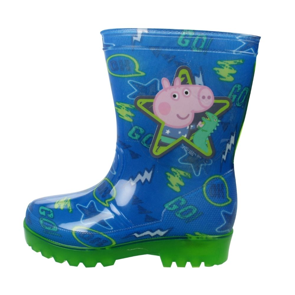 Peppa Pig George Go Wellies