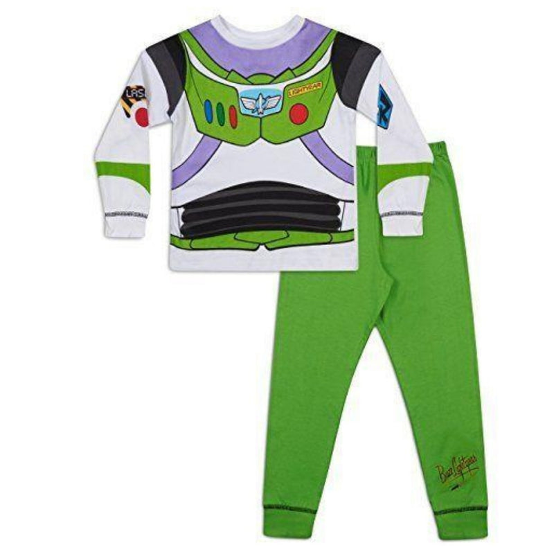 Toy Story Boys Buzz Lightyear Pyjamas