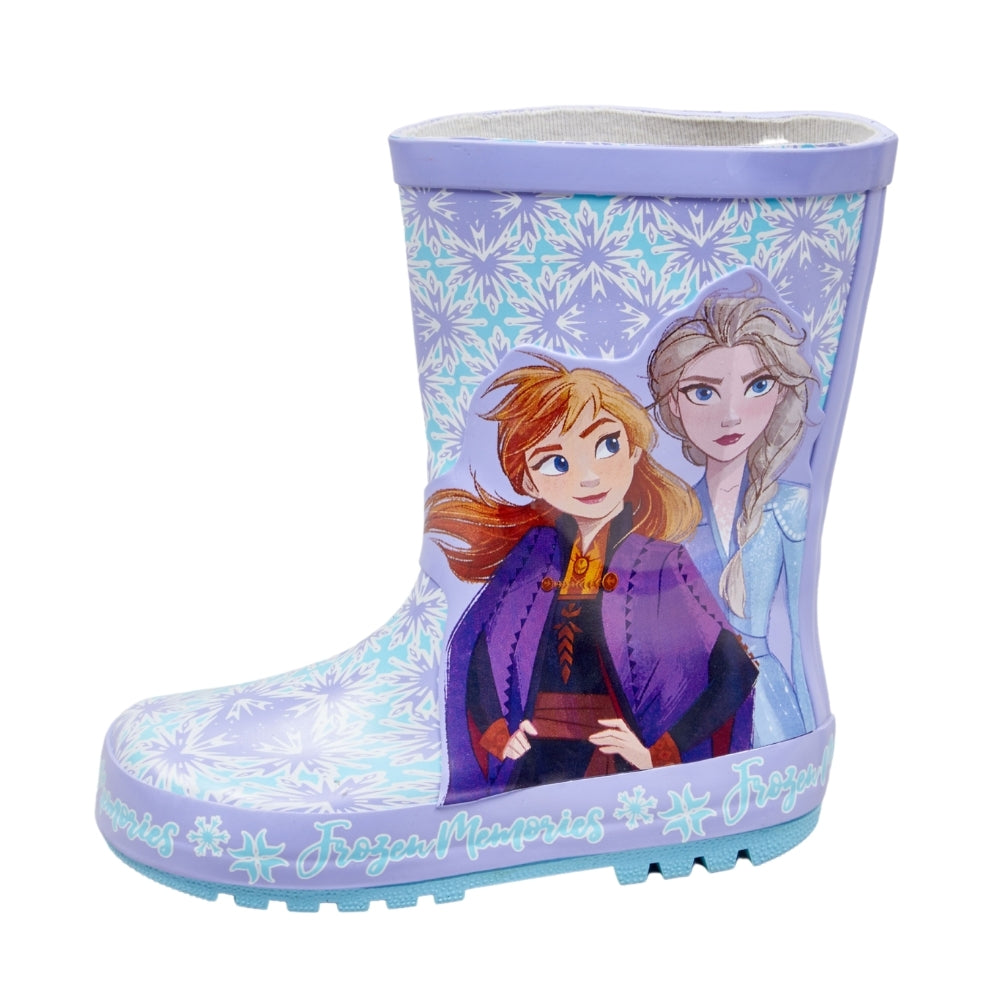 Frozen 2 Girls Wellies