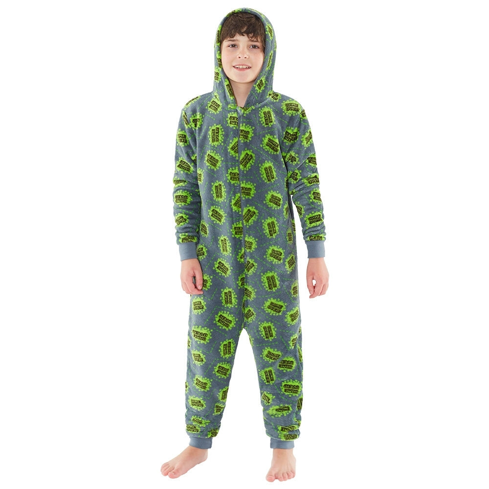 Game Over! Print Onesie