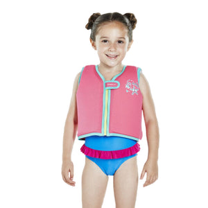Speedo Girls Sea Squad Swim Vest