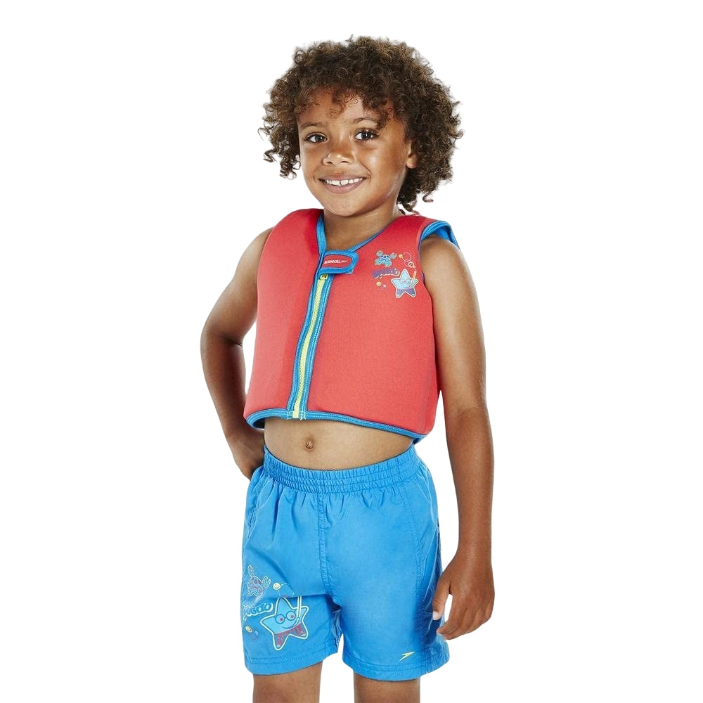 Speedo Boys Sea Squad Swim Vest