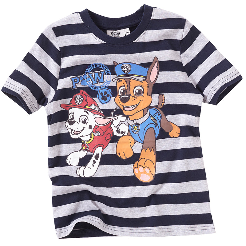 Paw Patrol Striped T-Shirt