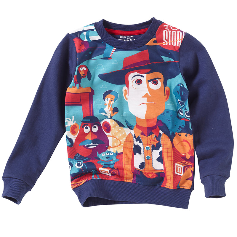 Toy Story Long Sleeve Sweatshirt