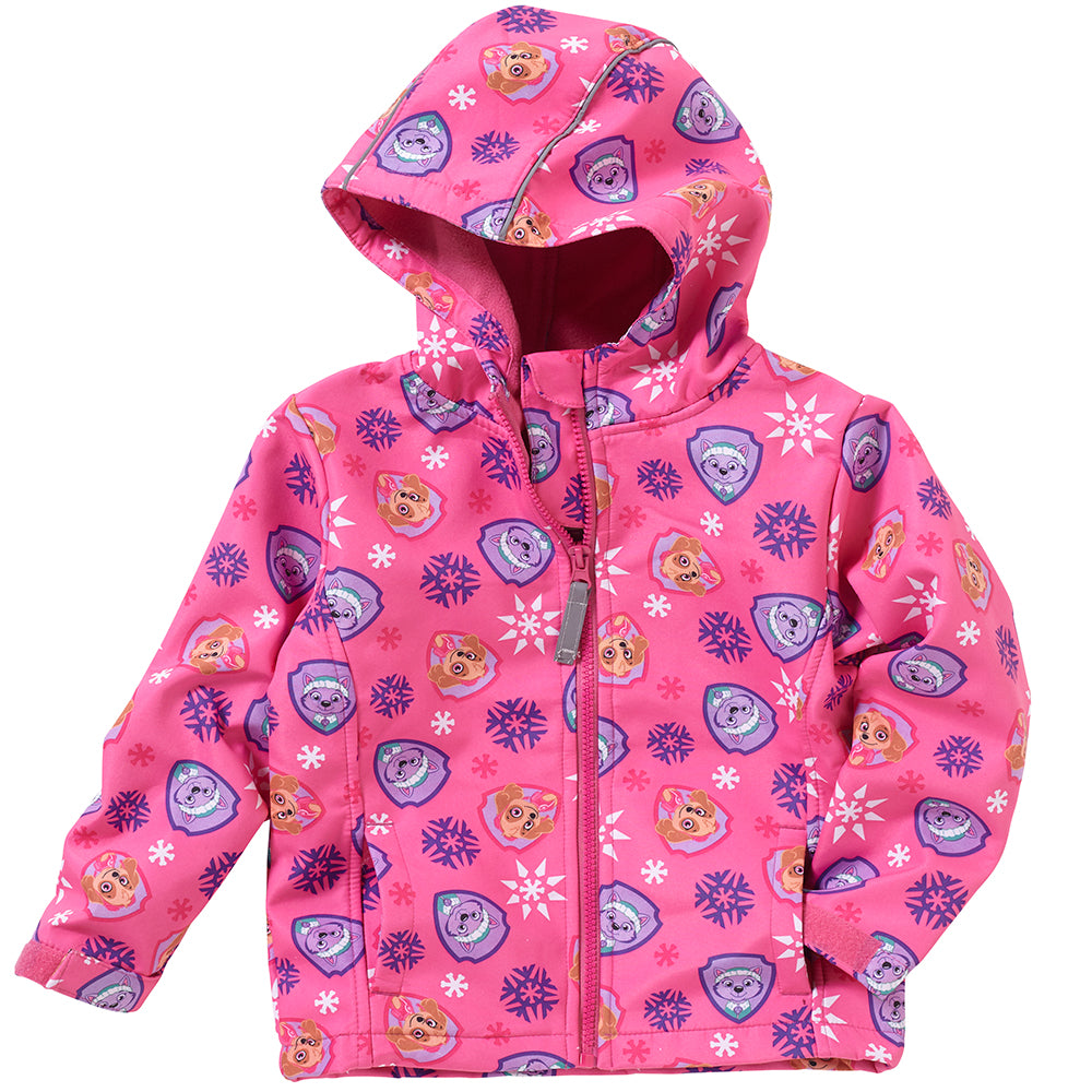 Paw Patrol Fleece Lined Hooded Jacket