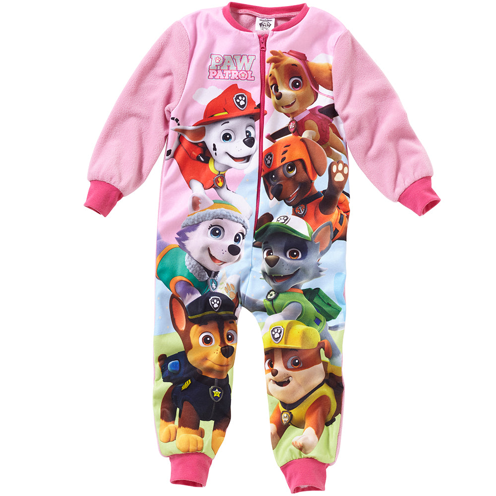 Paw Patrol Fleece Onesie