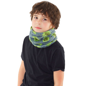Boys Gaming Fleece Neck Warmer