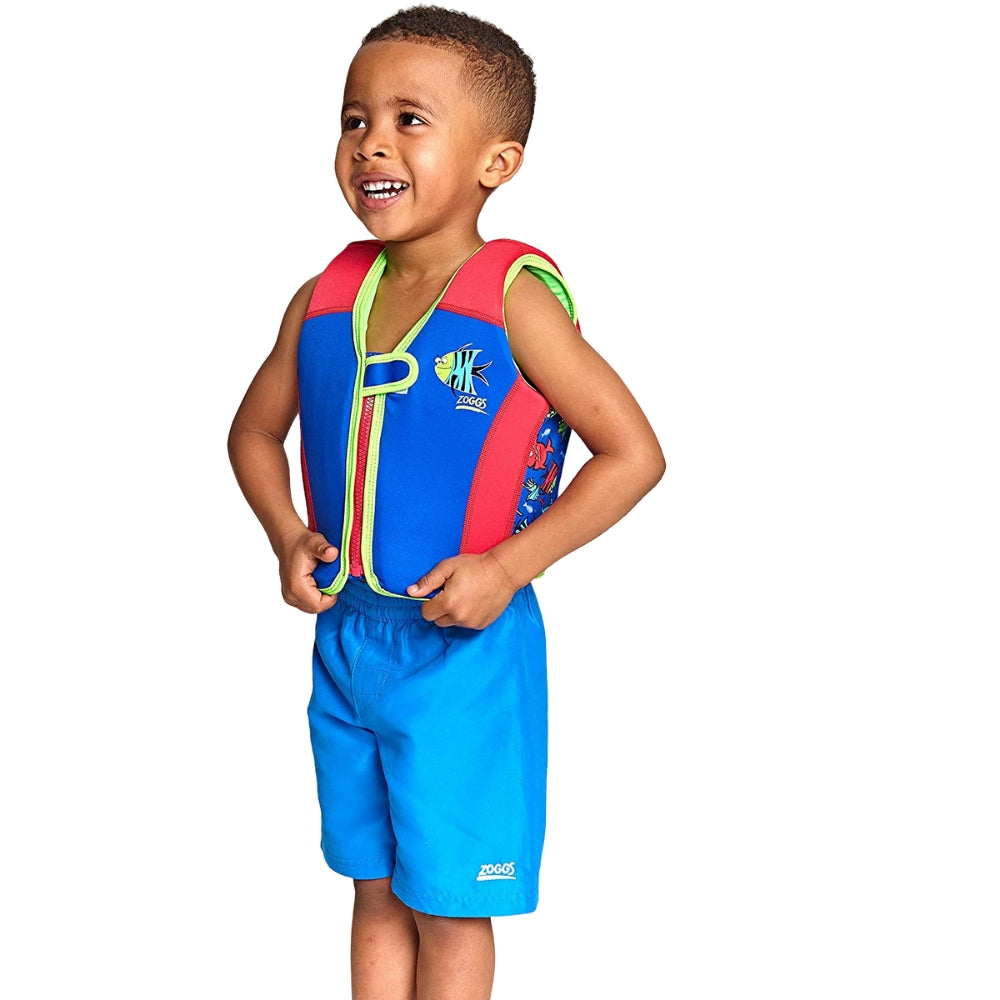 Zoggs Boys Learn To Swim Swim Vest