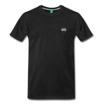 Men's Premium T-Shirt - TenX Heart - black