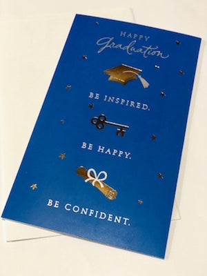 Graduation Greeting Card - locallei