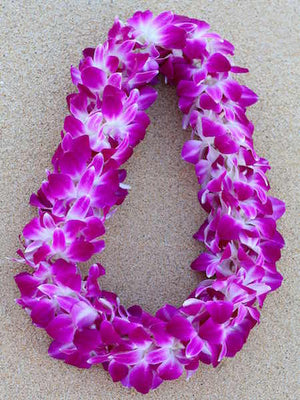 Double Lei ( Orchid ) - locallei