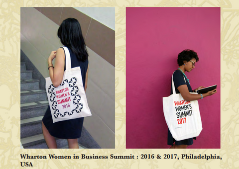 Gifts For Good - Silk Screen Printed Tote Bag