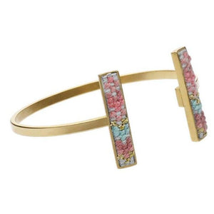 Gold-Plated California Dreaming Nusuum Cuff