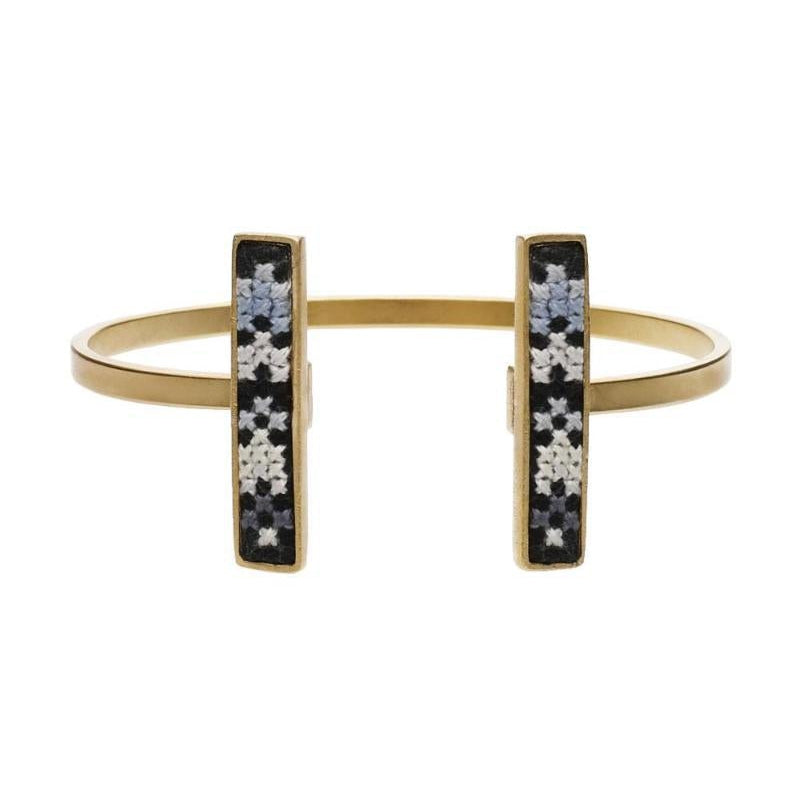 Nuusum Gold-Plated Cuff