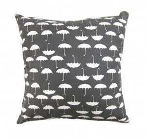 Umbrella Screen Printed Cushion