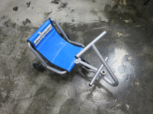 Swingroller education kart blue seat and grey KGHAND