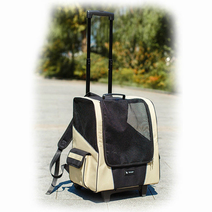 Pet Carrier Portable Shoulder Bag Luggage Travel Backpack - Naughty Bubbles